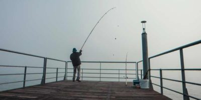 All About Pier Fishing in California